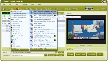 videoprofile